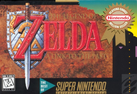 zela link to the past snes 