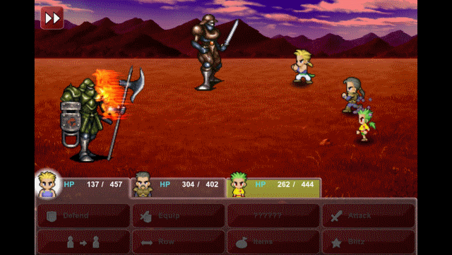 HonestGamers - Final Fantasy VI (PC) review by hastypixels