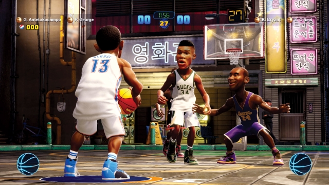 NBA 2K Playgrounds 2 (PC) screenshots and images