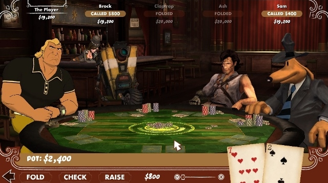 poker night 2 gameplay how to play