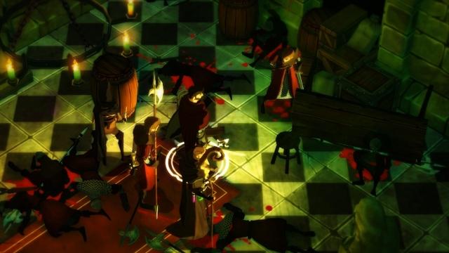 Sword Legacy: Omen image