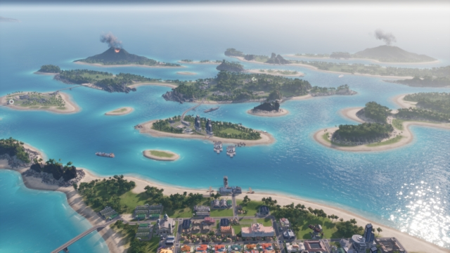 Tropico 6 will arrive on PC and consoles at various points during 2019