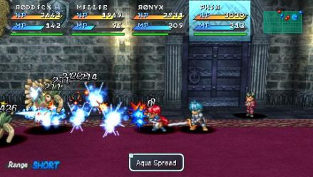 Star Ocean: First Departure (PSP) screenshots and images