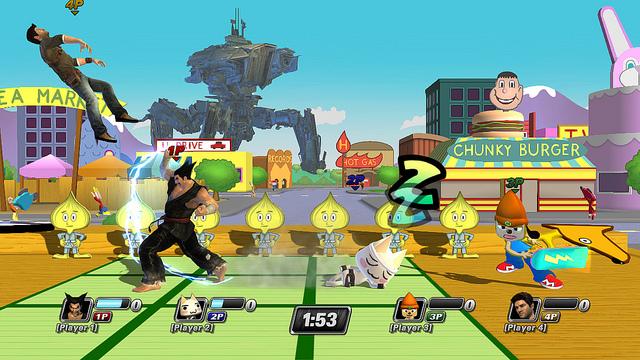 PlayStation All-Stars: Battle Royale image