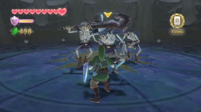 The Legend of Zelda: Skyward Sword image