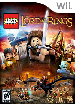 LEGO Lord of the Rings asset