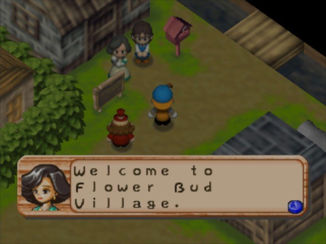Harvest Moon 64 (Nintendo 64) screenshots and images