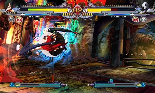 HonestGamers - BlazBlue: Continuum Shift II (3DS) review by