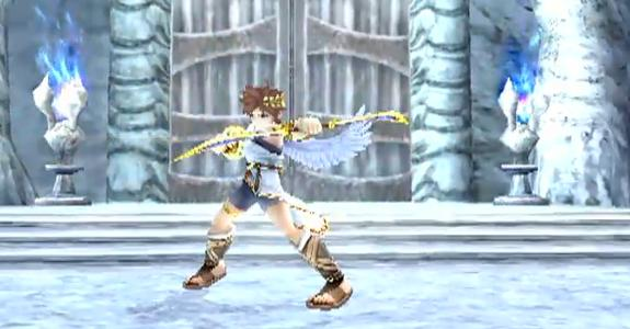 Kid Icarus Uprising 3DS Image