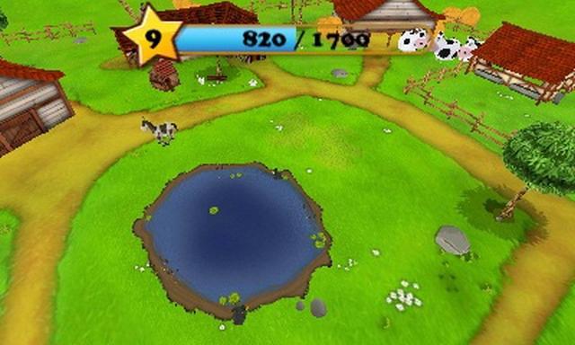 HonestGamers - My Farm 3D (3DS)