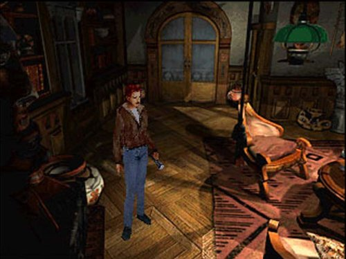 Honestgamers Alone In The Dark The New Nightmare Playstation Review By Joethedestroyer