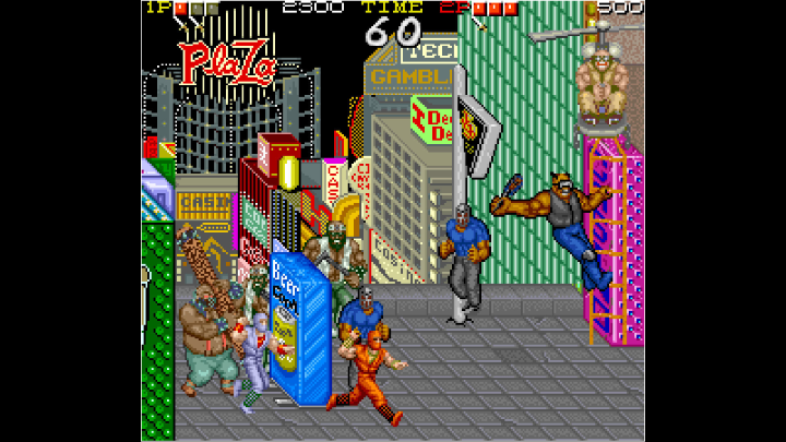 Honestgamers Arcade Archives Ninja Gaiden Playstation 4 Review By Marc Golding