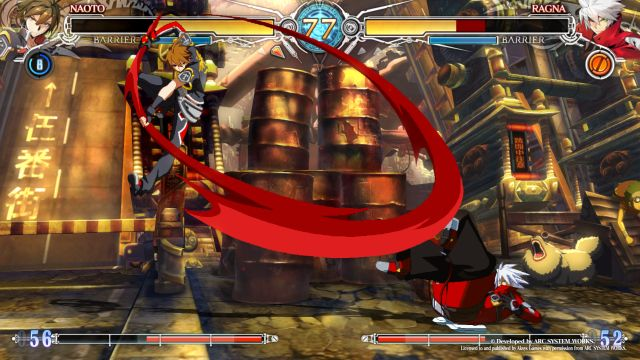HonestGamers - BlazBlue: Central Fiction (PlayStation 4