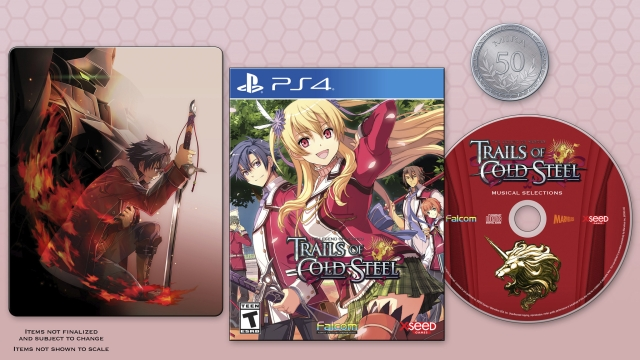 The Legend of Heroes: Trails of Cold Steel - Decisive Edition image