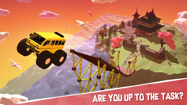 Build a Bridge! (Switch) screenshots and images