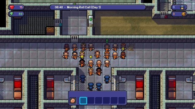 The Escapists: Complete Edition (Switch) screenshots and images