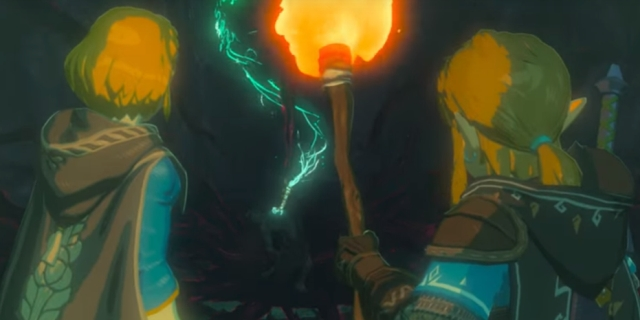 The Legend of Zelda: Breath of the Wild sequel image