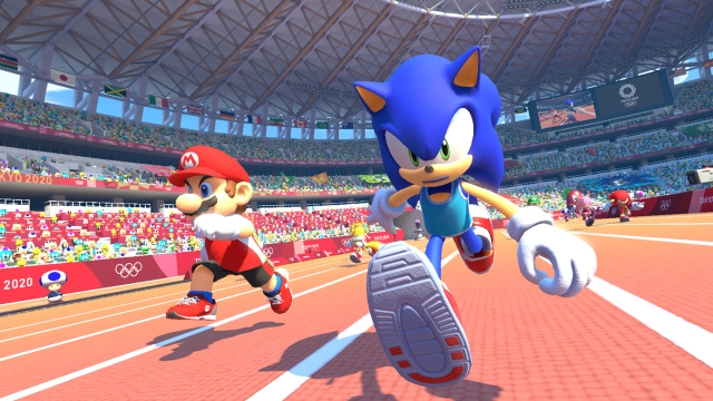 Mario & Sonic at the Olympic Games: Tokyo 2020 image