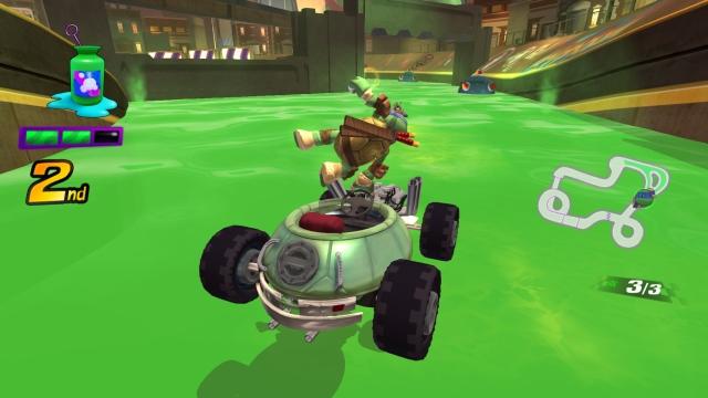 Nickelodeon Kart Racers image
