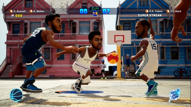 NBA 2K Playgrounds 2 scheduled to hit consoles and PC this October