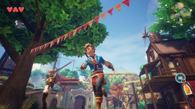 Oceanhorn sequel bound for Nintendo Switch this Fall