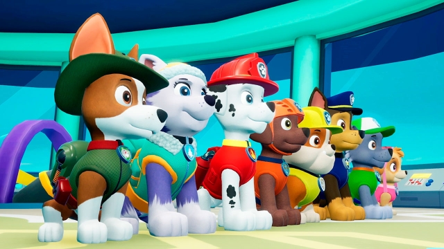 PAW Patrol: On a Roll image