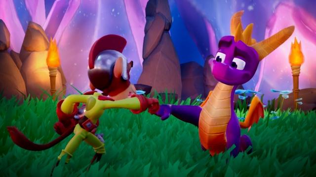 Spyro Reignited Trilogy image