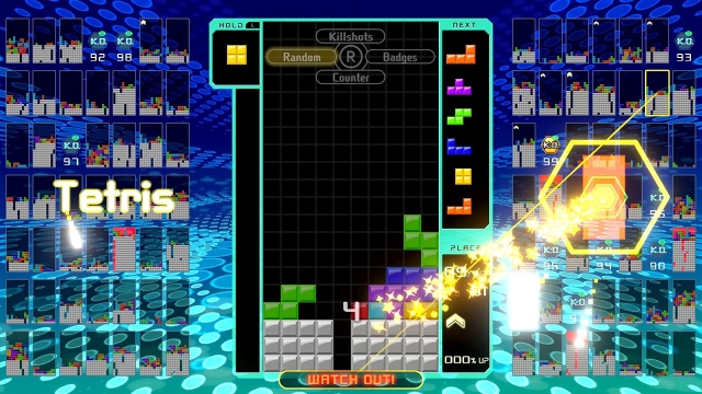HonestGamers - Tetris 99 (Switch)