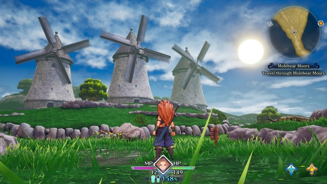 Trials of Mana headed to Switch, PS4 and Steam in 2020