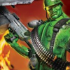 Army Men: Sarge's War (GCN) game cover art
