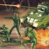 Army Men: RTS (GCN) game cover art