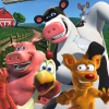 Barnyard artwork