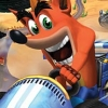 Crash Nitro Kart (GCN) game cover art