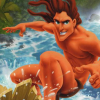 Disney's Tarzan Untamed artwork