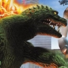 Godzilla: Destroy All Monsters Melee (GCN) game cover art