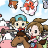Harvest Moon: Magical Melody (GCN) game cover art