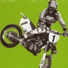 Jeremy McGrath Supercross World artwork
