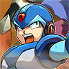 Mega Man X Collection (GCN) game cover art