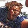 NFL Street 2 artwork