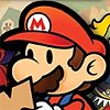 Paper Mario: The Thousand Year Door (GameCube) artwork