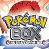 Pokemon Box: Ruby and Sapphire artwork