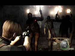 Honestgamers Resident Evil 4 Gamecube