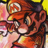 Super Mario Strikers (GCN) game cover art
