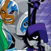 Teen Titans (GCN) game cover art