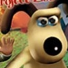 Wallace & Gromit in Project Zoo (GCN) game cover art