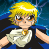 Zatch Bell! Mamodo Battles (GCN) game cover art