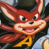 Aero the Acro-Bat 2 (SNES) game cover art