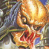 Alien vs. Predator (SNES) game cover art