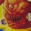 Advanced Dungeons & Dragons: Eye of the Beholder (SNES) game cover art