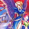 Breath of Fire II (SNES) game cover art
